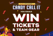 Mars Super Bowl Candy Call It Sweepstakes 2021