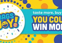 Lay's Bags Of Joy Instant Win 2021