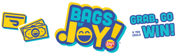 Lay's Bags Of Joy Sweepstakes 2021