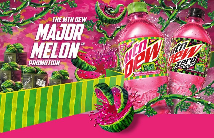 Mountain Dew Million Dollar Sweepstakes 2021