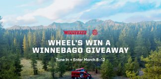 Wheel Of Fortune Win A Winnebago Sweepstakes 2021