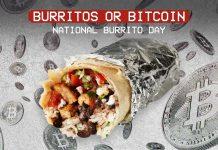 Chipotle Burritos or Bitcoin Instant Win 2021