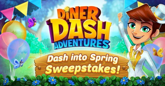 Diner DASH Adventures Dash Into Spring Sweepstakes 2021