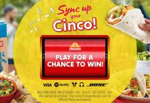 Mission Sync Your Cinco Instant Win 2021