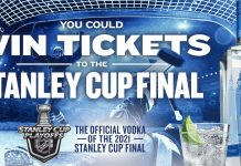 New Amsterdam Vodka NHL Stanley Cup Final Sweepstakes 2021