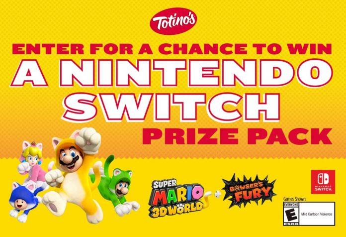 Totino's Nintendo Sweepstakes 2021