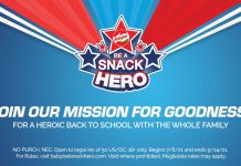 Babybel Snack Hero Instant Win Game 2021