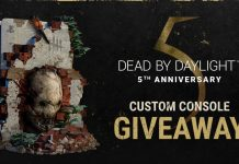 Dead by Daylight PS5 Sweepstakes 2021