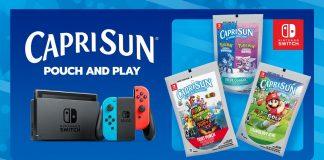 Capri Sun Instant Win Game 2021