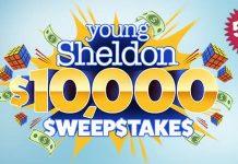 Young Sheldon Sweepstakes 2021