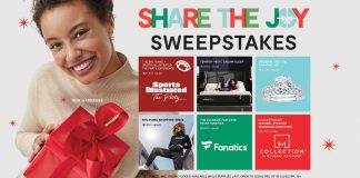 JCPenney Share The Joy Instant Win Game 2021